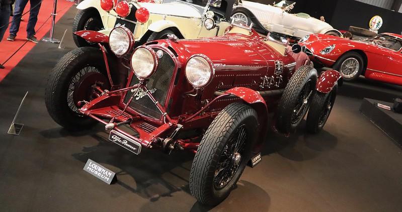 Alfa Romeo 1750/6C Testa Fissa Grand Sport Zagato supercharged 102 chx 1931  49602361588_18b2332d9b_c