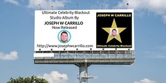 Joseph W Carrillo - Ultimate Celebrity Blackout Billboard