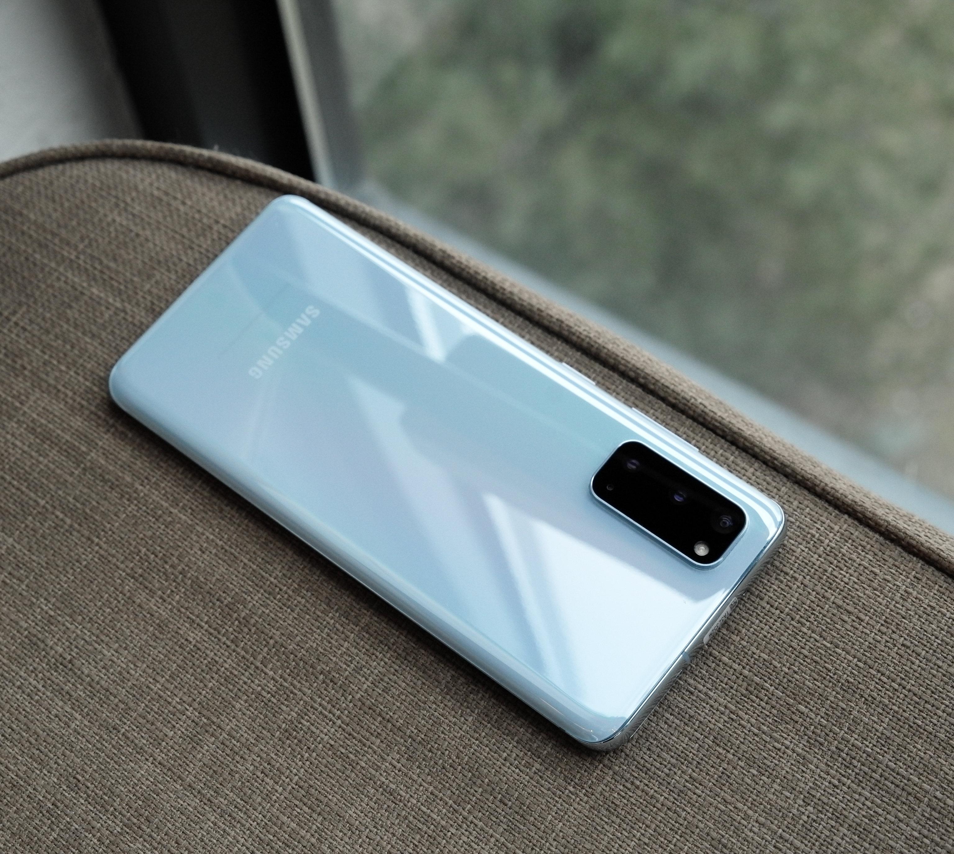 Analyses des 3 derniers Samsung Galaxy S20