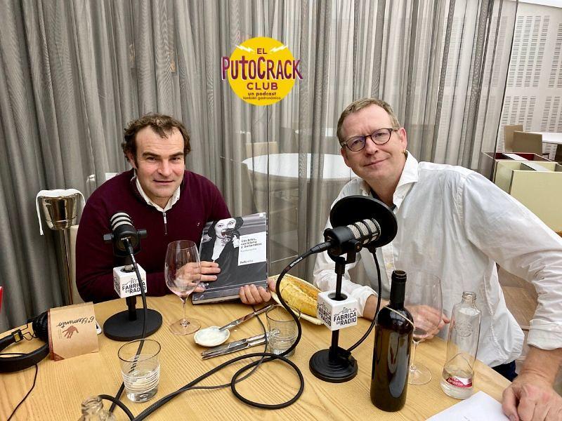 Foto 0 El PutoCrack Club Santos Ruiz Bernd H Knoller Paco Cremades La Fabrica de Radio