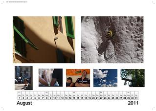 2011-08 OMahlmeister Kalender + Lyrik (siehe Bemerkung)