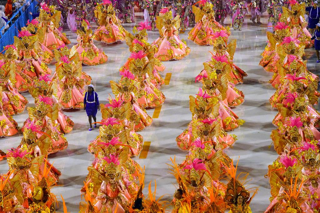 Carnaval Rio 2020 - Beija-Flor - Fernando Grilli  Riotur