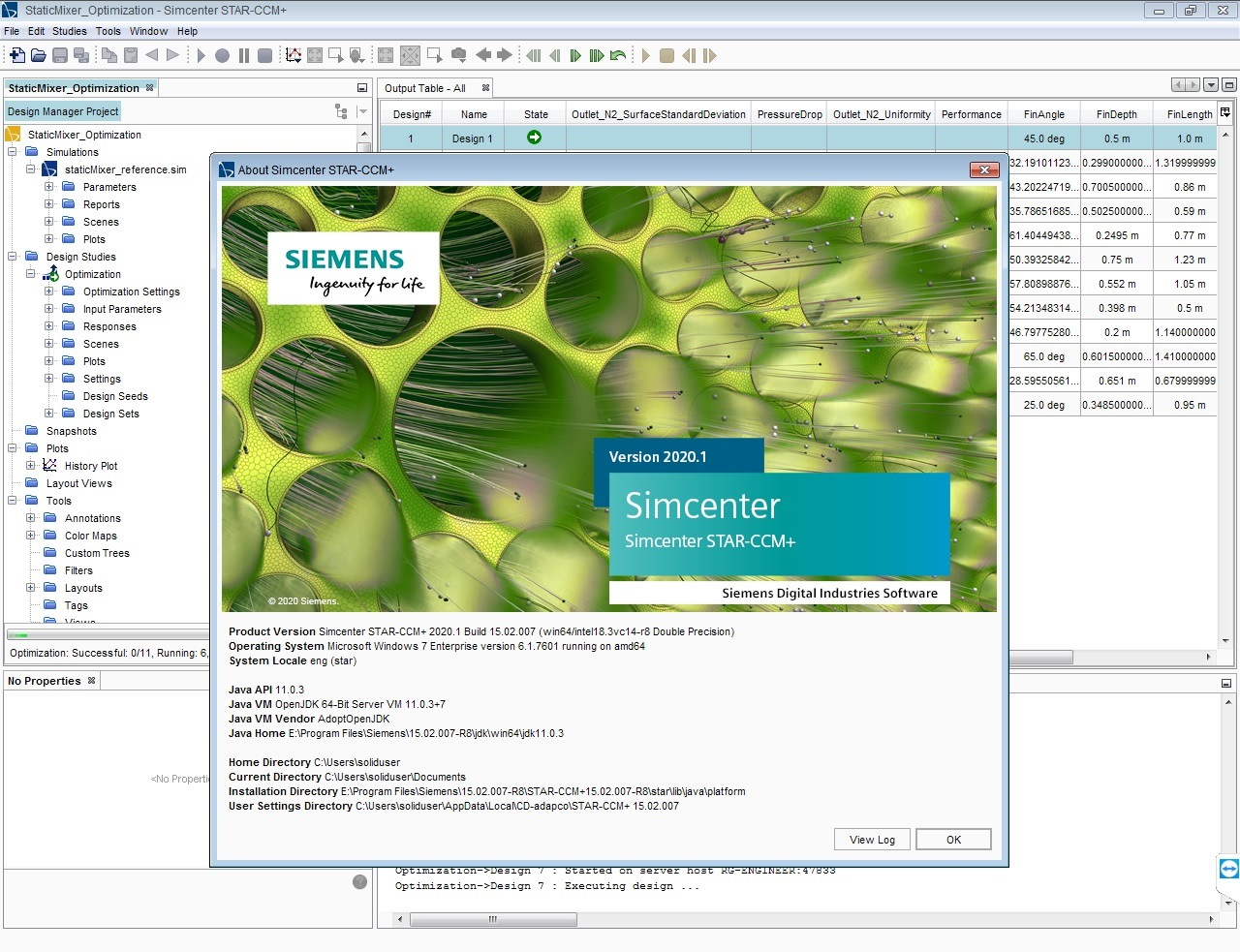 Working with Siemens Star CCM+ 2020.1.0 (15.02.007-R8 double precision) full license