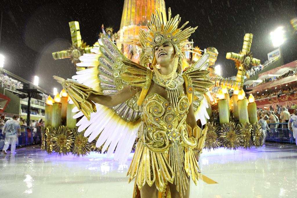 Carnaval Rio 2020 - Beija-Flor - Viviane Medina   Riotur