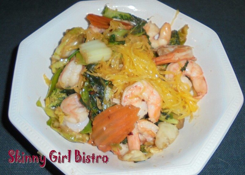 Image: Shrimp Pad Thai