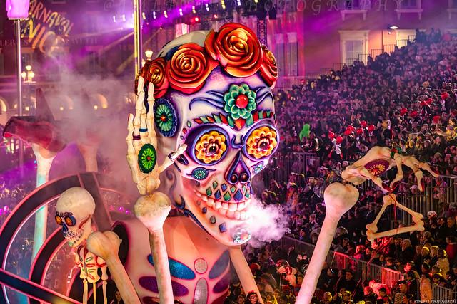 Le carnaval de Nice - Côte d'azur France  -3D0A0691