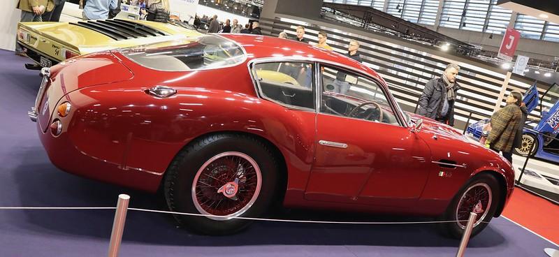 Aston Martin DB4 GT Zagato 1961 -  Retromobile Paris 2020  49602840518_0077c153a6_c