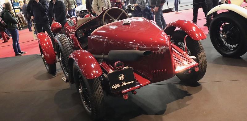 Alfa Romeo 1750/6C Testa Fissa Grand Sport Zagato supercharged 102 chx 1931  49602863356_c48d08c8cc_c