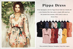 Tres Blah - Pippa Dress March 2020