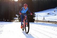Grabmüllerová pátá na ME v zimním triatlonu