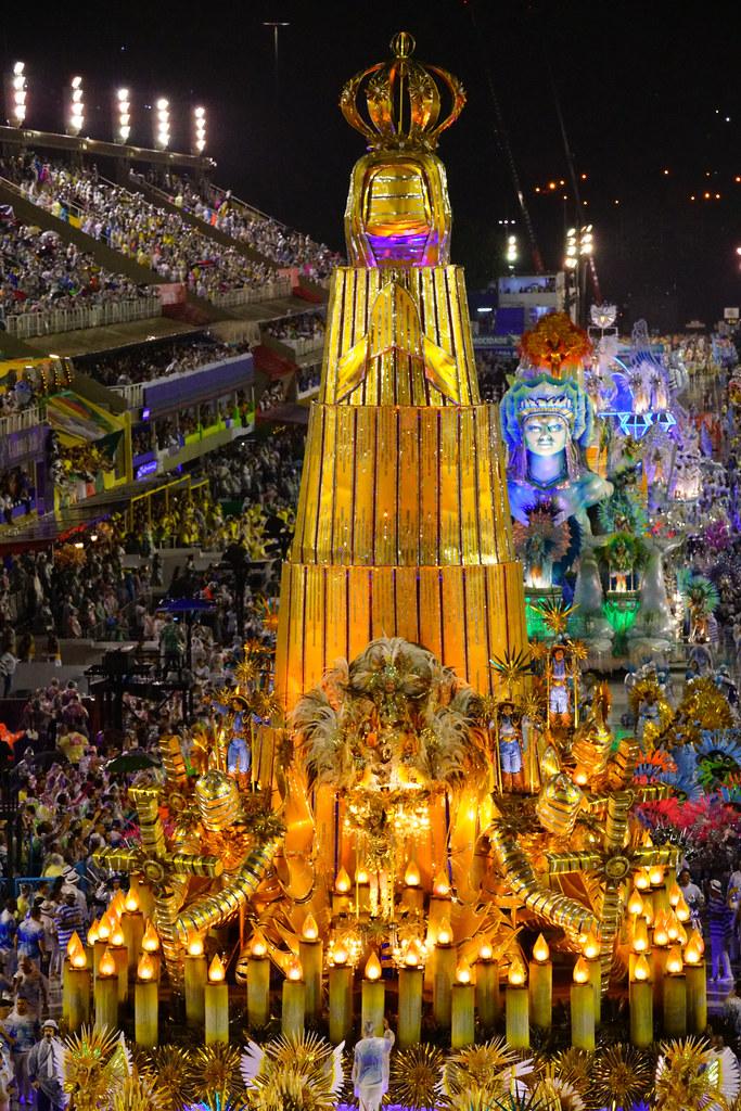 Carnaval Rio 2020 - Beija-Flor - Fernando Grilli| Riotur
