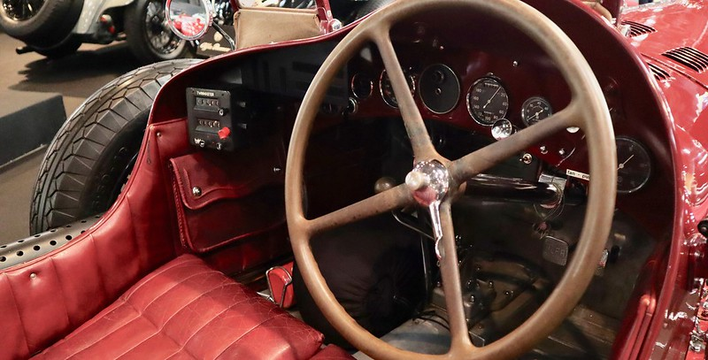 Alfa Romeo 1750/6C Testa Fissa Grand Sport Zagato supercharged 102 chx 1931  49603126922_5bacab3ea6_c