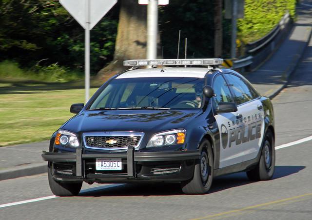 Snohomish Police Department, Washington (AJM NWPD)
