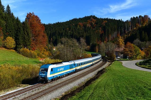 223 067-0 I ALX 84107 I Weißenbachmühle (9761)