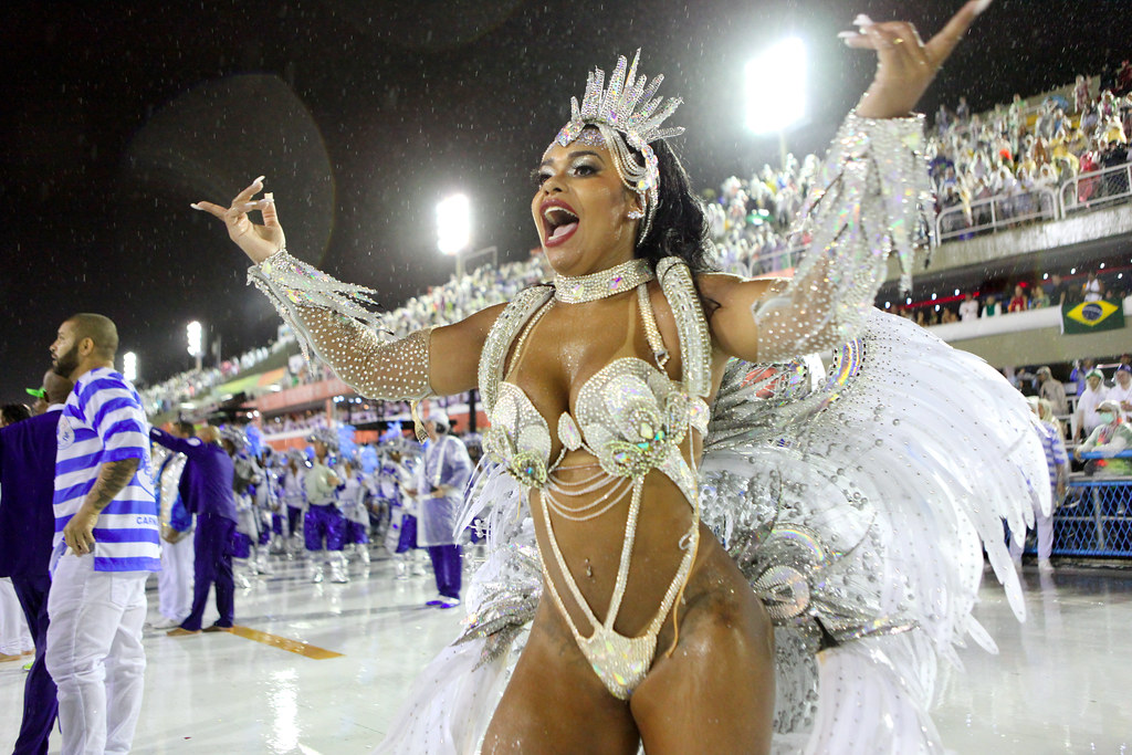 Carnaval Rio 2020 - Beija-Flor - Viviane Medina | Riotur