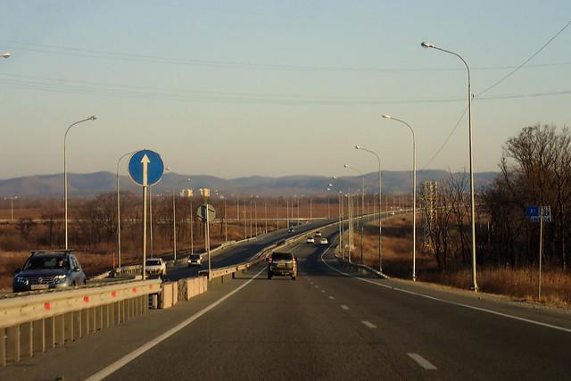 En quittant Vladivostok... (2)