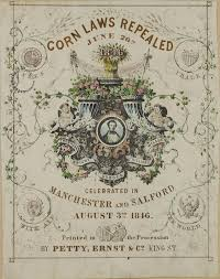 The Repeal of the Corn Laws Pie - 29th August 1846