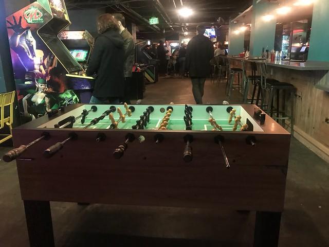 Quarters Arcade Bar in SLC