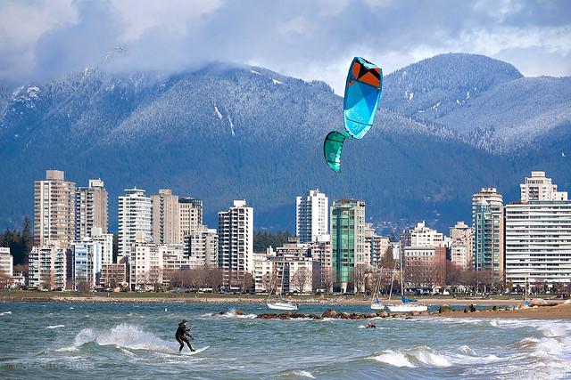 ?♂️ SURF 'n SKI ? Vancouver, BC