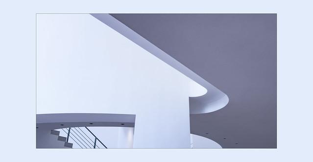 eine Spur vom Treppenhaus