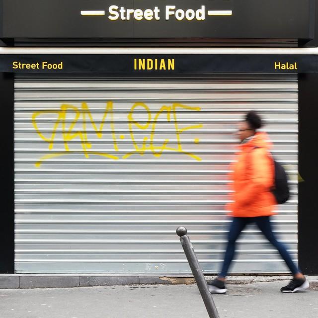 INDIAN  ( serie ghost walker )
