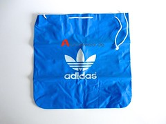 UNUSED ADIDAS ORIGINALS INFLATABLE RETRO BAG