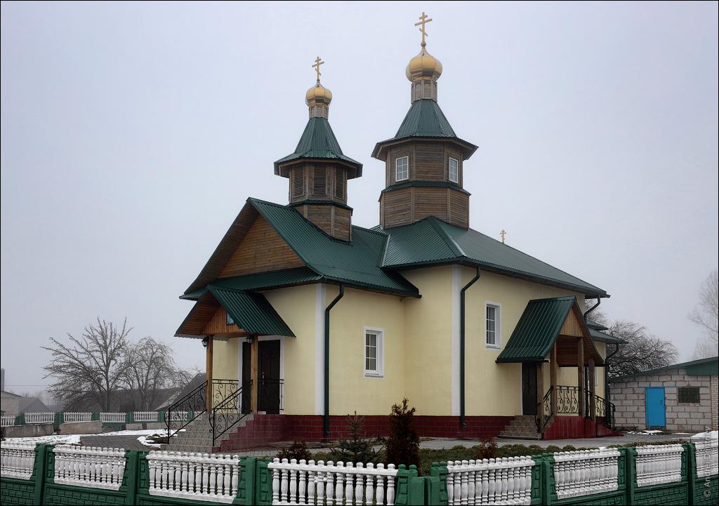 Тимковичи, Беларусь, Церковь св. Николая