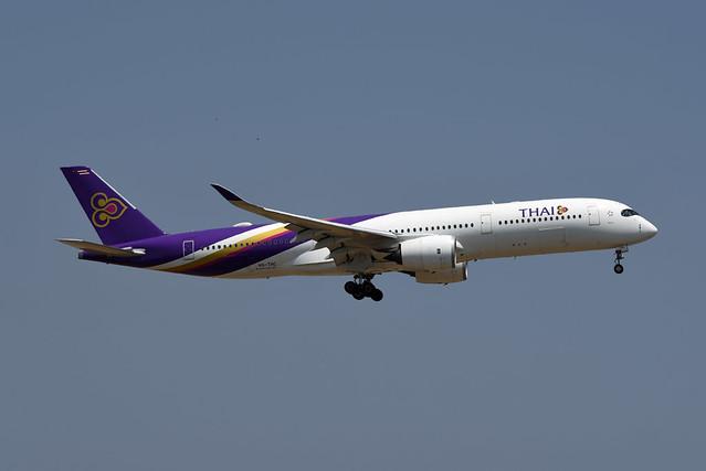 Thai Airways Airbus A350-941 HS-THC ศรีนคร Si Nakhon