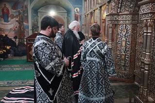 01.03.2020 | Воскресное богослужение в Иверском монастыре