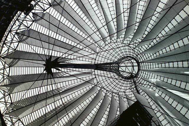 Berlin Sony Center Potsdamer Straße 25.2.2020