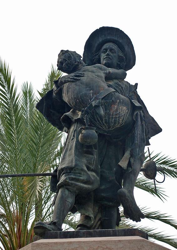 800px-Estatua_de_Miguel_de_Mañara