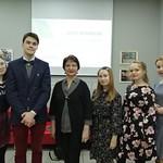 Мар 1 2020 - 05:37 - Вера Пантелеева и студенты удмуртской группы в Светловке