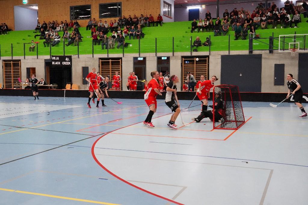Damen 1. Liga vs. Meiersmaad 16.02.2020