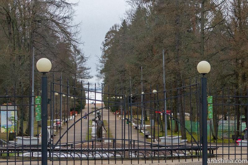 Зеленогорский парк культуры и отдыха, Зеленогорск