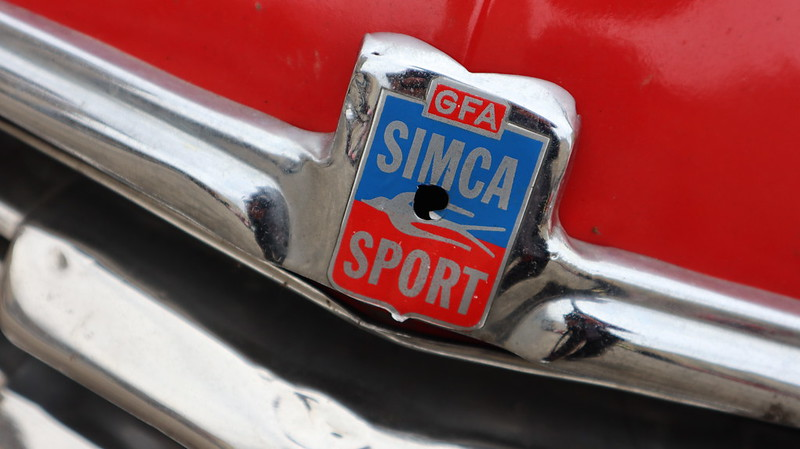 Simca GFA ( Générale Française Automobile ) type 8  49604391268_600b57e6ae_c