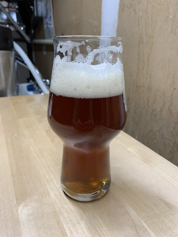 Roggenbier - 1st Place Win with 41 Point Score