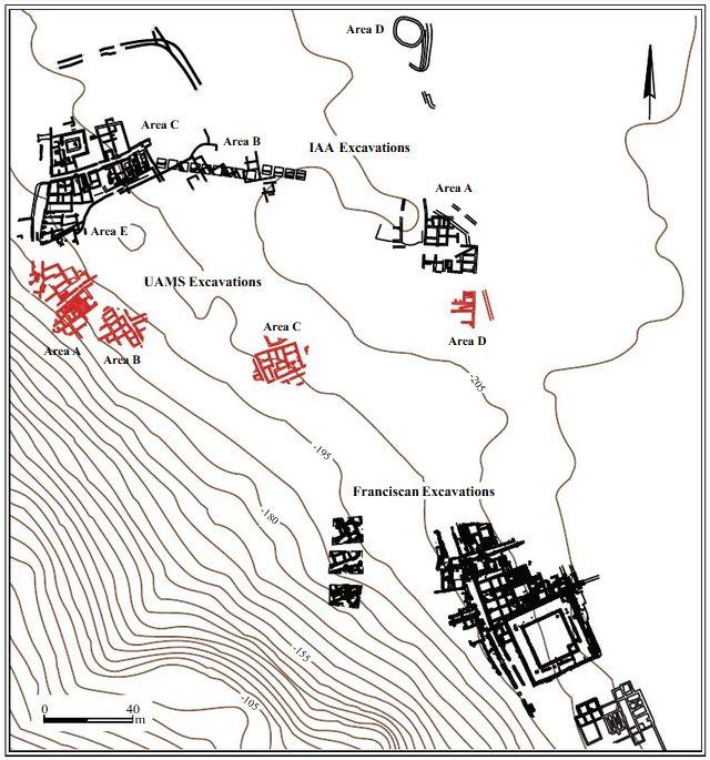 Magdala-excavations-plan-mzm-1