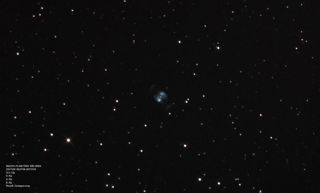 NGC 2371 - Mezei Balázs - VCSE