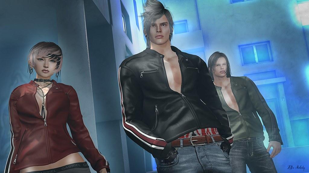 ::GB:: 3Line Jacket