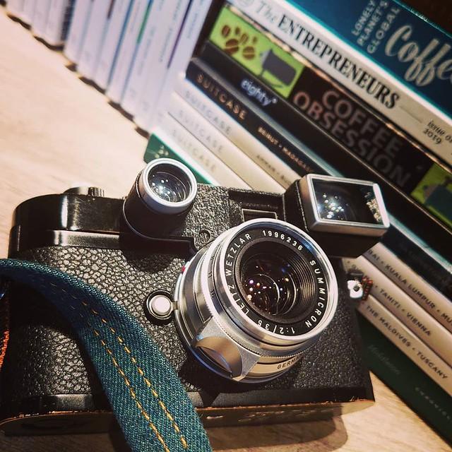 Leica 眼鏡八枚玉 X M9P