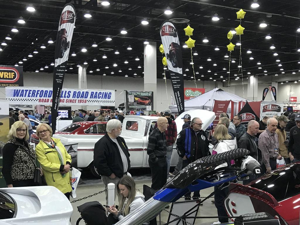 Paul Borrors Coupe at AutoRama