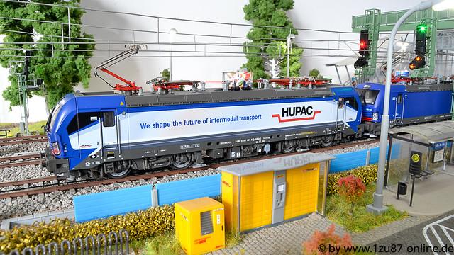 Roco 71914 BR 193 der HUPAC
