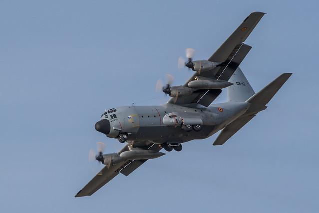 Belgian C-130