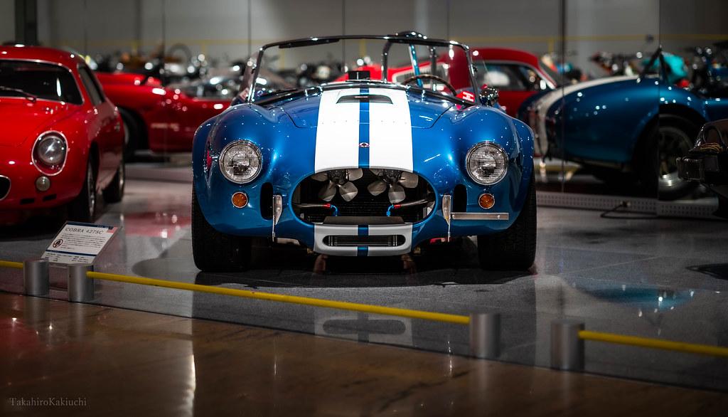 博物館 自動車 [2F]自動車の黎明期から日本車の誕生