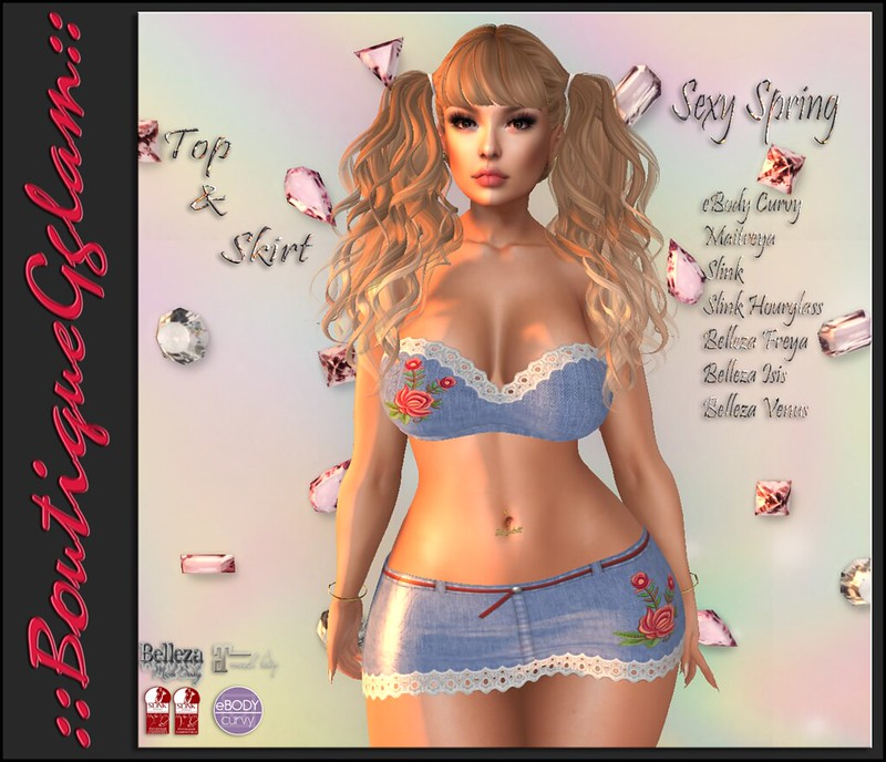 ::BG:: Sexy Spring - Gift exclusive - INFINITY EVENT