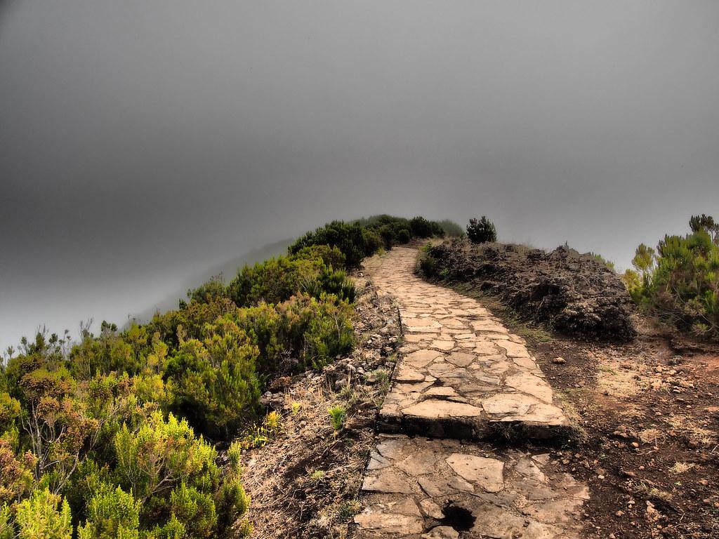 Madeira (2), Wanderung zum Pico Ruivo