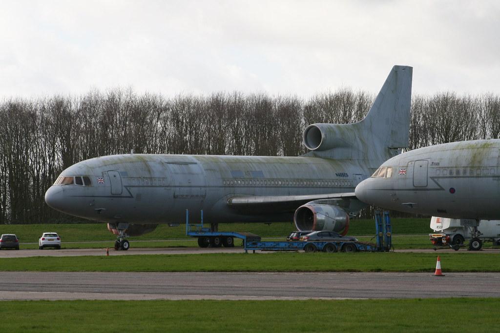 N405CS (ZD950) Lockheed Tristar KC1