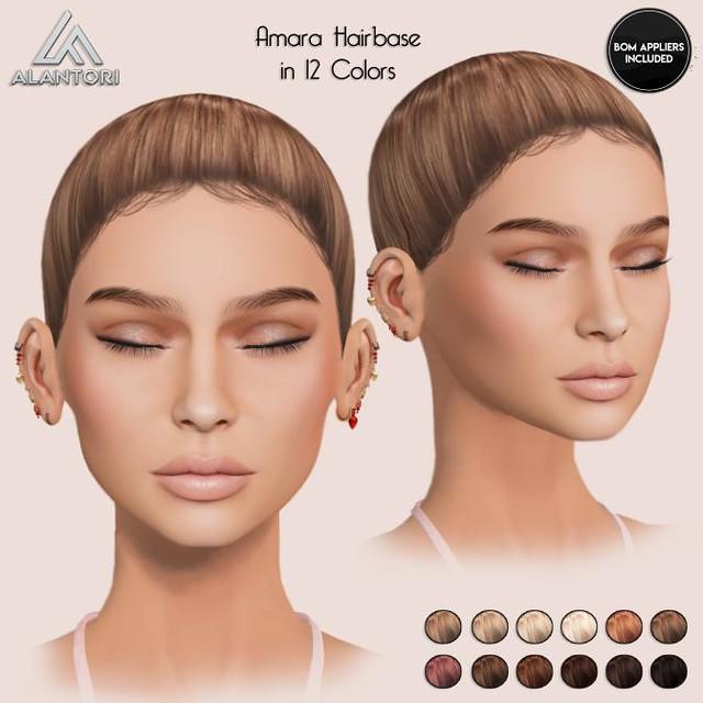 ALANTORI | Amara Hairbase