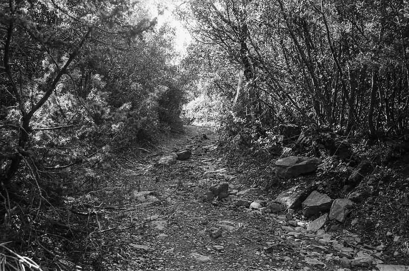 Retraite spirituelle en Ombrie - Sur le route vers l'ermitage