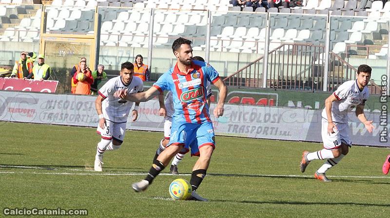 Alessio Curcio, ancora decisivo dagli undici metri